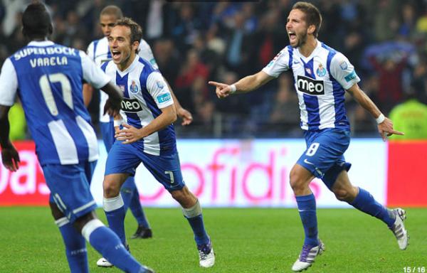 9ème journée Liga Zon Sagres: FC Porto 3-0 P. Ferreira