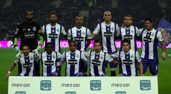 11ème journée Liga Zon Sagres: FC Porto 3-2 Sp Braga