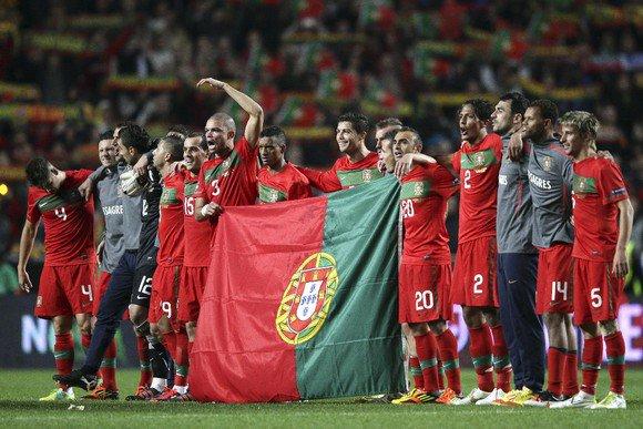 Barrage Euro 2012: Portugal 6-2 Bosnie-Herzégovine