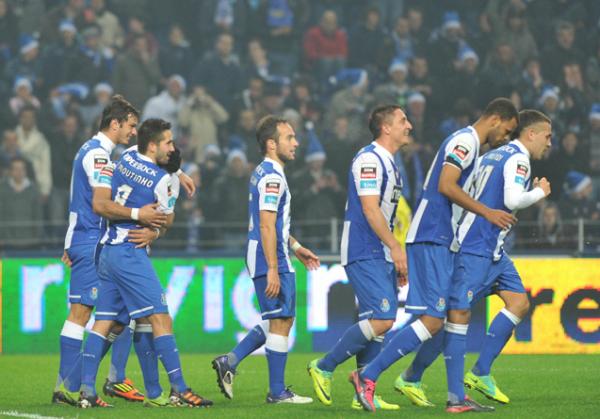 13ème journée Liga Zon Sagres: FC Porto 2-0 Maritimo