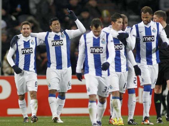 Phase de groupe Ligue des Champions: Shakhtar Donetsk 0-2 FC Porto