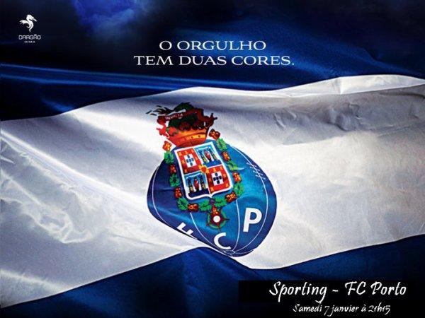 14ème journée Liga Zon Sagres: Sporting 0-0 FC Porto