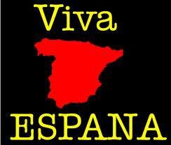 Mi país de origen españa <3 Viva españa.. <3