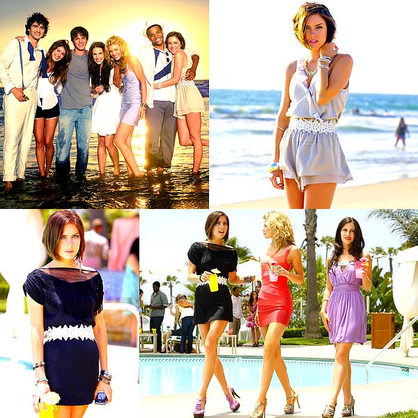 (Re)découvrez les photos promotionnelles de Jess pour la série 90 210 : Nouvelle Génération