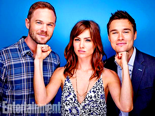 Comic Con 2014 - I'm totally in love with this photo. ♥
