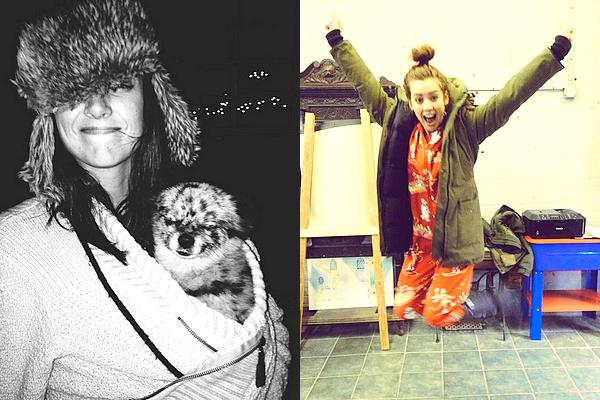 Comme chaque mois, voici les quelques photos de Jess apparues sur instagram ainsi que twitter Plus d'informations concernant la photo du milieu sur le site. Coup de coeur pour le cliché en noir et blanc avec Willow ! ♥