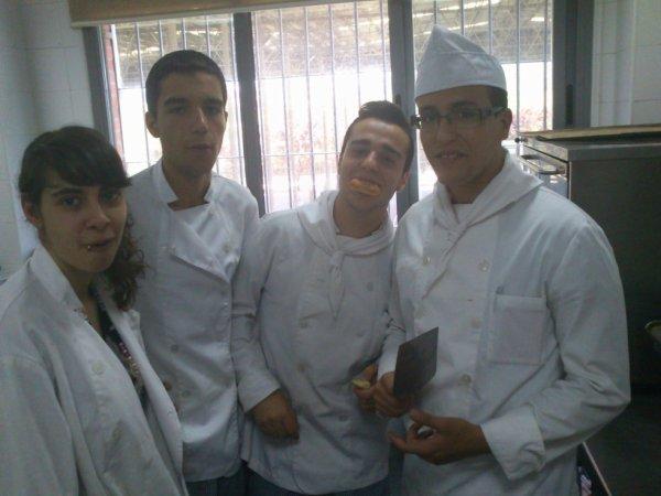 cocineros de rosales