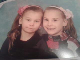 mes filles d amour 5 ans et 6 ans photo de ecole