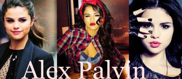 Alex Palvin - 17 ans - Selena Gomez