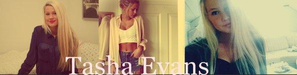 Tasha Evans - 16 ans - Erica Kvam
