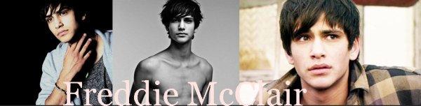 "Frederick "" Freddie "" McClair - 17 ans - Luke Pasqualino"