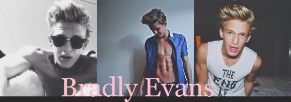 Bradly Evans - 19 ans - Cody Simpson
