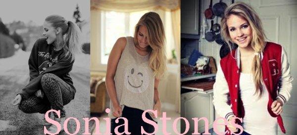 Sonia Stones - 18 ans - Emilie Nereng
