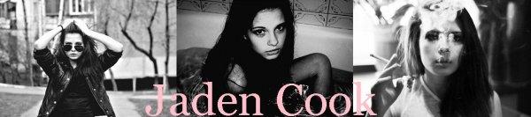 Jaden Cook - 16 ans - Nastya Shmakova