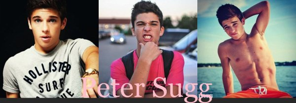 Peter Sugg - 17 ans - Sean O'Donnell .