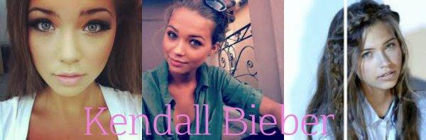 Kendall Bieber - 16 ans - Sandra Kubicka