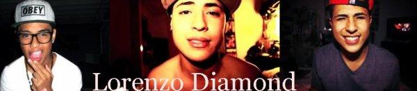 Lorenzo Diamond - 18 ans - Joey Diamond