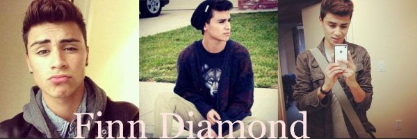 Finn Diamond - 17 ans - Richard Ayal