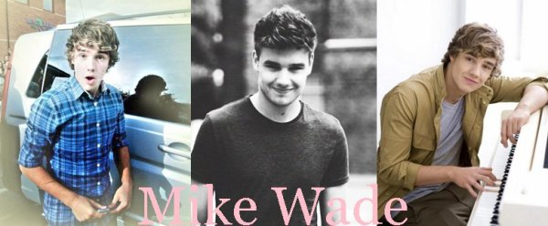 Mike Wade - 19 ans - Liam Payne