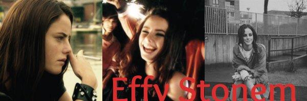 Effy Stonem - 18 ans - Kaya Scodelario