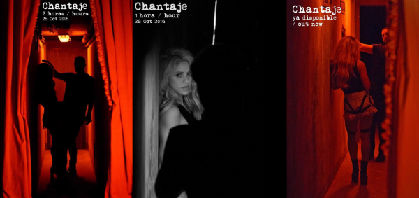 "NEWS : Sortie de ""Chantaje"" en collaboration avec Maluma."