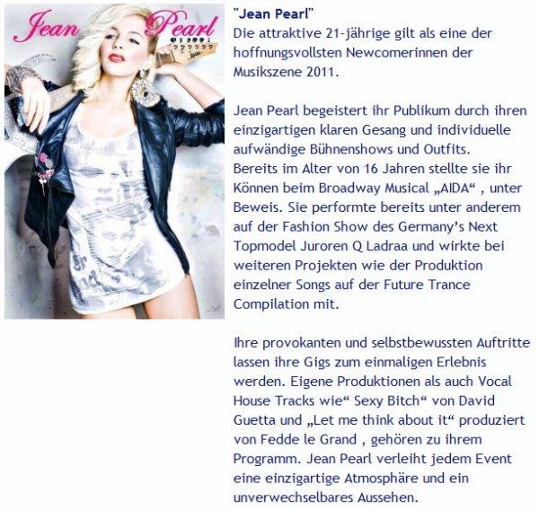 SASH! recrute une provocatrice pour son prochain single : Jean Pearl