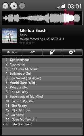 LIFE IS A BEACH (31.08.12)