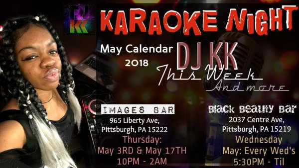 Karaoke Nights with DJ KK