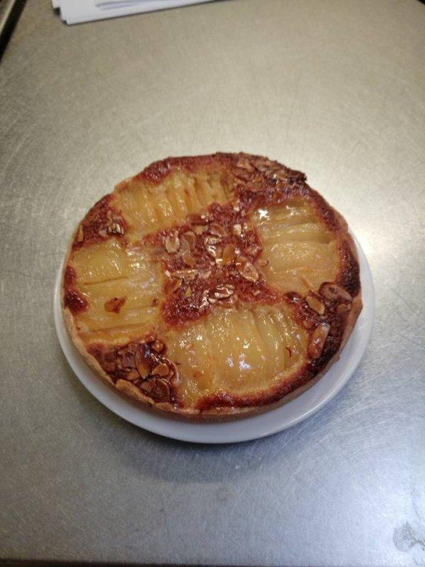 tarte aux poire bandalouse