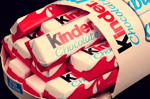 Kinder x) ♥