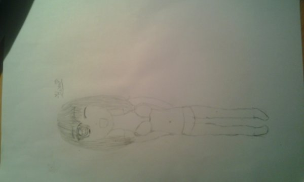 Perso dessiné par moi (inventé ^^) Pas touche svp =)