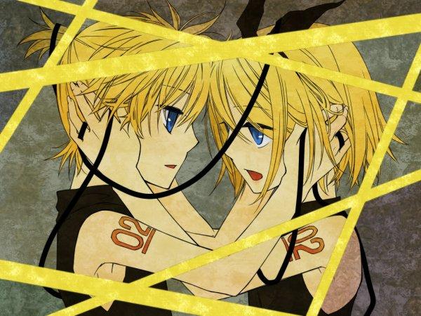 Rin & Len Kagamine ♥