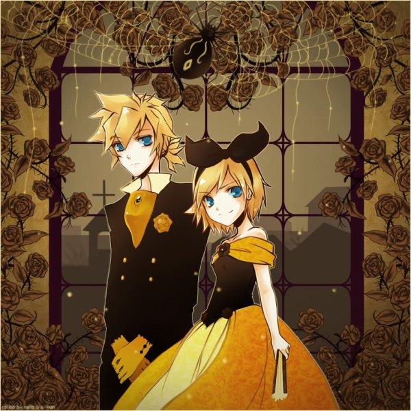 Rin & Len Kagamine (j'en ai oublié)