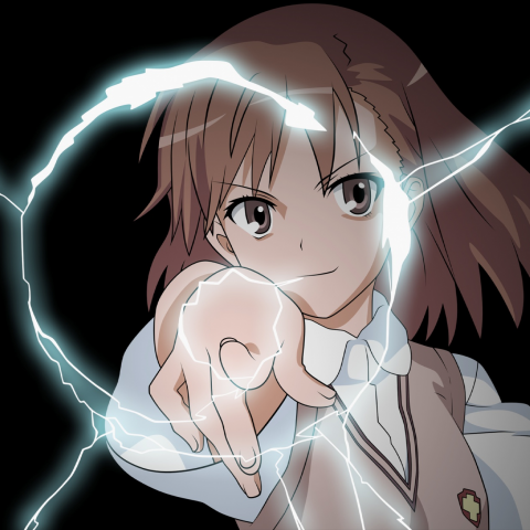 To aru Kagaku no Railgun - Un animé que j'adore ^^ - Partie 1 : Images