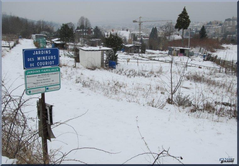 Court séjour stéphanois, neigeux