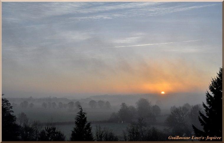 Glaciale brume de décembre