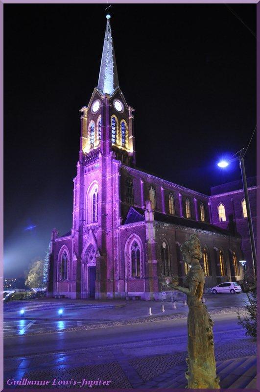 Hautmont et ses illuminations
