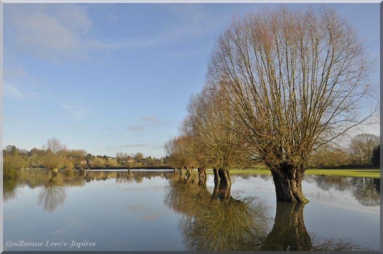 Retour sur les avesnoises inondations de la fin 2013
