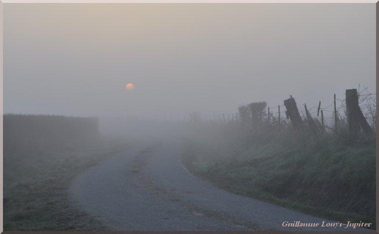 Les brumes polluent nos horizons ?