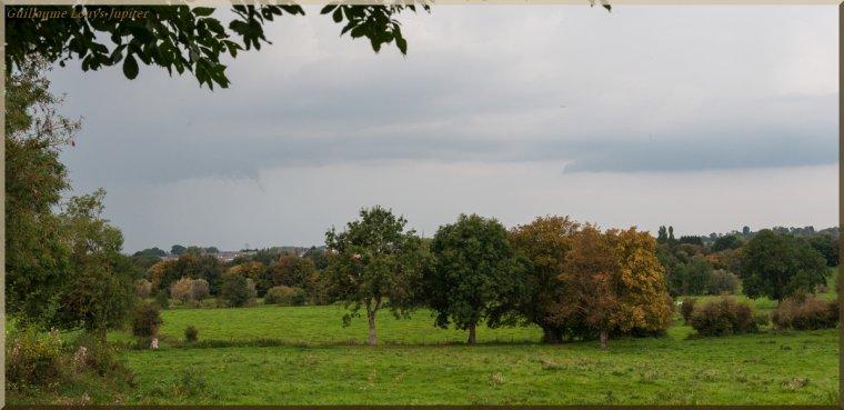 20 septembre 2014 : jour d'orage