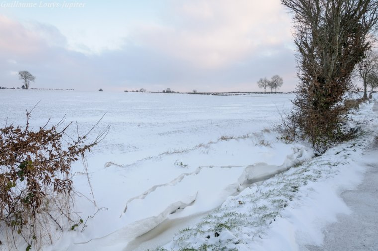 """Première neige""..."