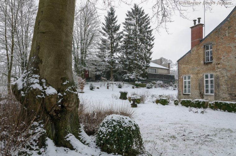 Encore de la neige !