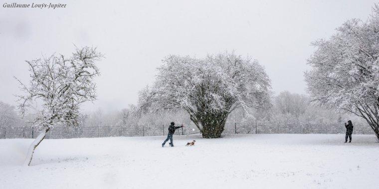 Retour en force de la neige !