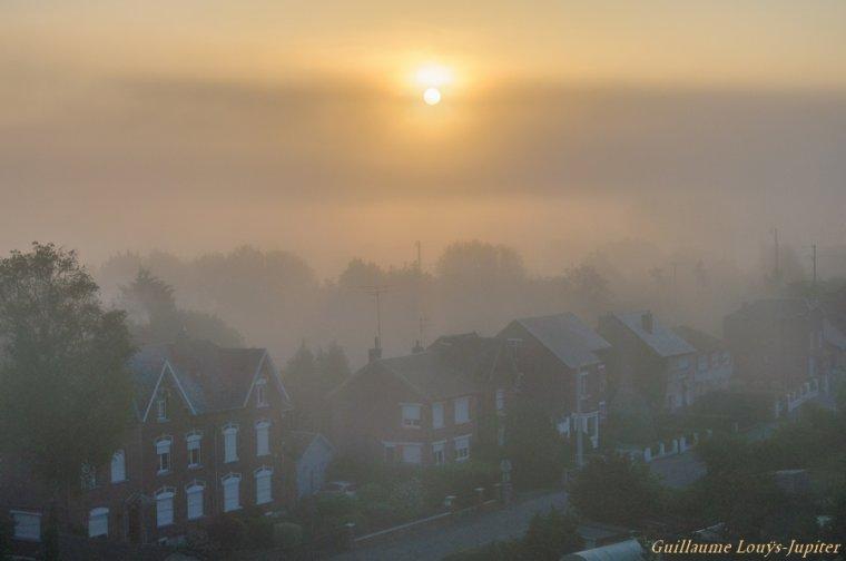 Retour de brume (limite brouillard)