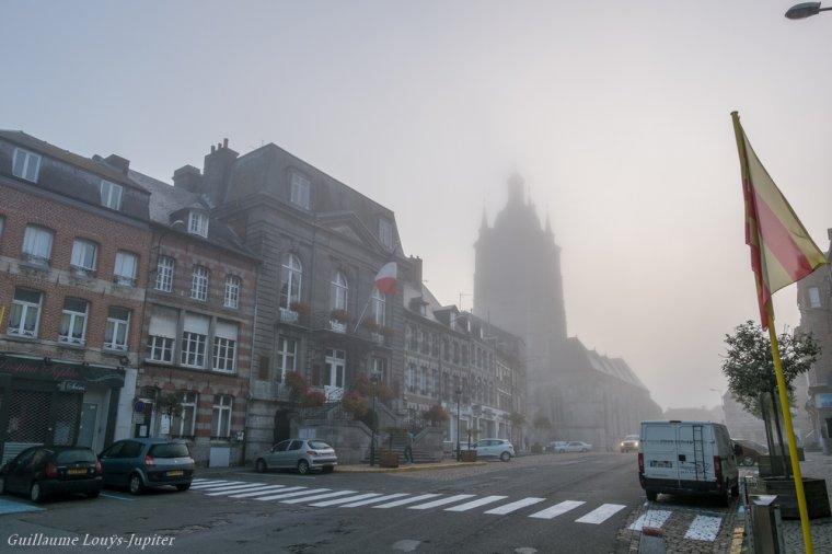 Encore du brouillard !
