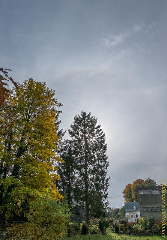 L'automne au presbytère...