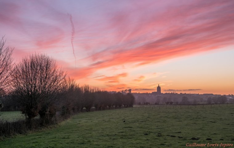 Nouvel embrasement
