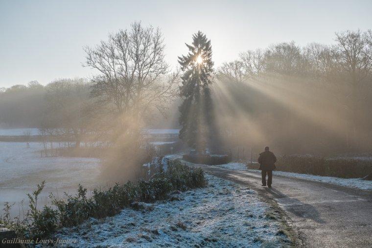 Petite neige avesnoise