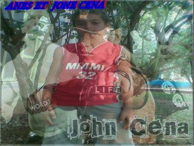 anes and jone cena