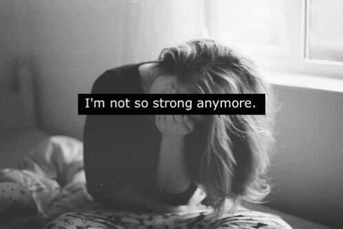 Quand la réalité te frappe en plein visage. Ça fait mal.